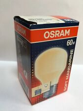 Osram Souple Mandarine Bellalux T55 E27 Salle à Manger 230v 60w Softone Ampoule