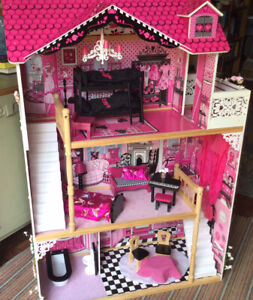 Kidkraft Barbie Sized Amelia Dolls House