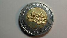 SLOVENIE  : 2 euro essai  2003  très rare