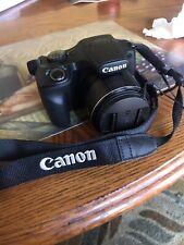 Canon PowerShot SX540 HS Mega-Zoom Camera 20MP, 50X, 1080p