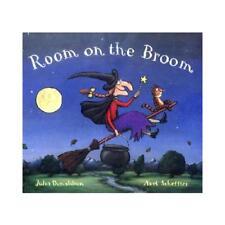 Room on the Broom by Julia Donaldson (author), Axel Scheffler (illustrator)