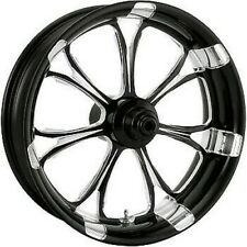 Performance Machine Wheel Paramount Platinum Cut 21 x 3.5 With ABS for 14+ FLD