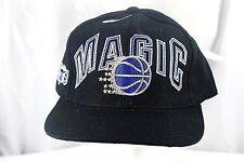 Orlando Magic Black MBA Baseball Cap Adjustable