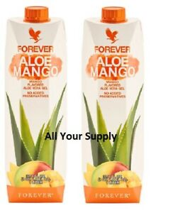 New product - 2 Forever Aloe Mango -33.8 fl.oz(1 Liter) Exp. 2023