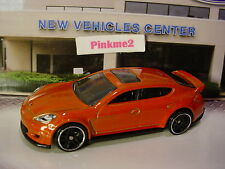 2017 HW EXOTICS Design exclusive PORSCHE PANAMERA☆orange; pr5☆LOOSE Hot Wheels