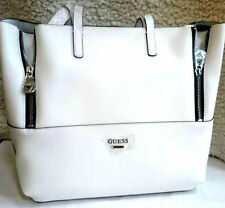 NEW GUESS Shoulder Bags Handbags (Large White) Mother's Day Gift Present Idea