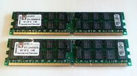 Kingston KTH-XW9400K2/4G 4GB 2x2GB Kit DDR2 PC2-5300R 667MHz ECC Reg RAM