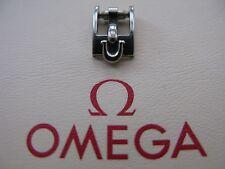 VINTAGE NOS Omega Fibbia in acciaio inox 6mm-MOLTO RARO & altamente auspicabile