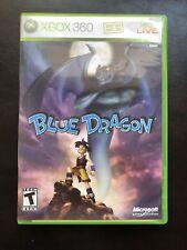 Blue Dragon *GREAT CONDITION* (Microsoft Xbox 360, 2007)