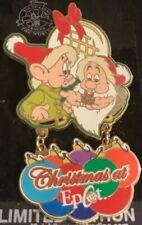 26868Mickey Very Merry Christmas Party 2003 Snow White /& Prince LE W71