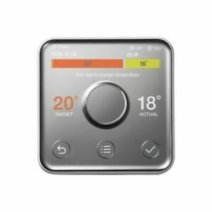 Hive Thermostat Active Smart Home Wireless Heating & Hot Water SLT3b - New