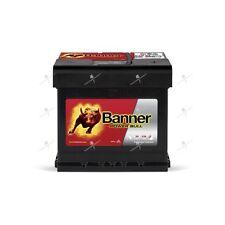 Batterie voiture Power Bull Banner P5003 12v 50ah 450A 210x175x190mm