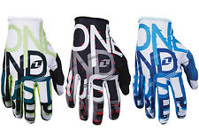 HOMMES ONE INDUSTRIES ZERO ONEID MOTOCROSS MX gants neuf gants moto quad bmx mtb