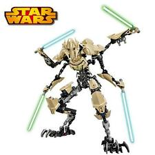 New Star Wars General Grievous Lightsaber Figure toys building blocks compatible