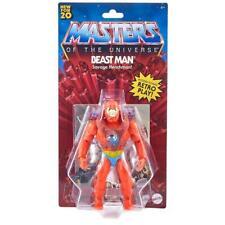 Masters of The Universe Origins Beast Man Action Figure Mattel 2020 MOTU