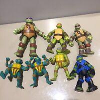 Teenage Mutant Ninja Hero Turtles TMNT bundle Lot