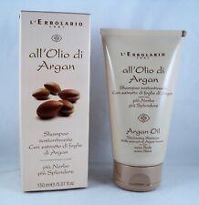 L'ERBOLARIO Shampoo Sostantivante all'OLIO di ARGAN 150ml tutti tipi di capelli