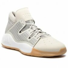 ADIDAS PRO VISION BASKETBALL TRAINER SNEAKERS MEN SHOES LIGHT BROWN SIZE 8 NEW