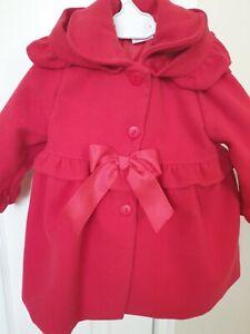 Spanish baby girl coat