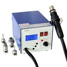 Regelbare digitale SMD Heißluft-Lötstation Lötkolben ZD-939L ESD Rework BGA