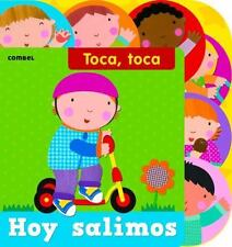 Toca Toca: Hoy Salimos by Richard Dungworth (2015, Novelty Book)