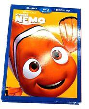 Disney Pixar Finding Nemo Blue-Ray +Digital Hd New In Box