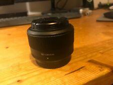 Sigma 30mm 2.8 EX DN - for M4/3 (Olympus, Panasonic, Blackmagic Compatible)