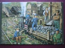 Canada Posted Collectable Rail Transportation Postcards