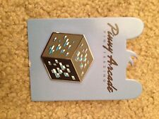 Pax Prime 2015 Minecraft Diamond Block Pin Thinkgeek Exclusive Pinny Arcade