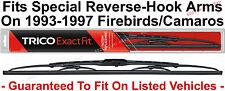"93-97 Camaro Firebird Special Reverse-Hook Wiper Blade - 24"" Trico 24-9R"