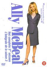 Ally McBeal : 3° seizoen / saison 3 complète (6 DVD)