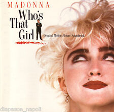 Madonna: Who'S That Girl: Colonna sonora / O.s.t. - CD