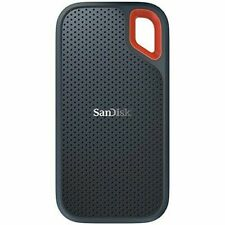 SanDisk Extreme 1To USB 3.1 SSD Externe Portatif - Noir (SDSSDE60-1T00-G25)
