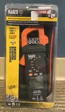 KLEIN TOOLS 600A AC Auto-Ranging Digital Clamp Meter w/ pouch CL700 NEW IN BOX