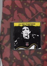 Transformer Signed by Lou Reed CD RCA The Velvet Underground