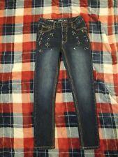 Girls Cherokee Super Cute Super Skinny Jeans Size 10 Worn Once