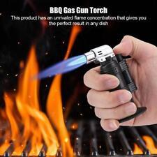 BBQ Butane Blow Torch Burner Welding Soldering Lighter Outdoor Flame Gun Torch
