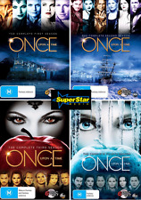 Once Upon A Time - Season 1 2 3 4 : NEW DVD
