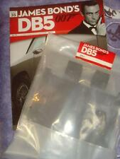 Build your own Aston Martin DB5 1/8th # 35 sealed with magazine