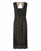New JD Williams Lorraine Kelly Corded Lace Party Bodycon Dress RRP £60 Szs 10-26