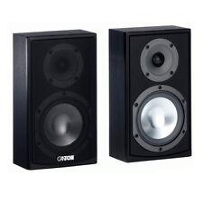 Canton GLE 410.2 2-Way Bookshelf Slim Speakers Black List $799 July Sale $390