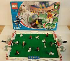 LEGO 3420 Championship Challenge II Football Stadium Game 2002