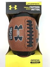 Under Armour Ua Ball Gripskin Official 395 Football Age 14 & Up