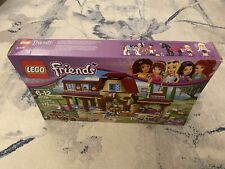 LEGO Friends Heartlake Riding Club (41126) New In Box Factory Sealed Retired