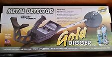 Gold Digger Metal Detector by  Bounty Hunter