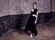 Lili Sidonio 123$ molly bracken Asymmetric Long Dress Size L