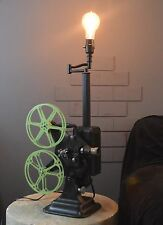 Vintage Nostalgia Steampunk Kodascope Revere Filmo Movie Projector Lamp
