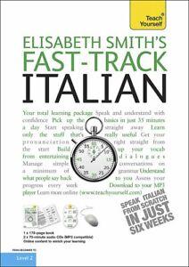 Fast-track Italian: Teach Yourself (Book/CD Pack), Good Books