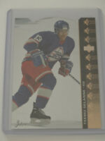 1994-95 Upper Deck UD SP Insert Die Cut #SP-88 Teemu Selanne Winnipeg Jets Card
