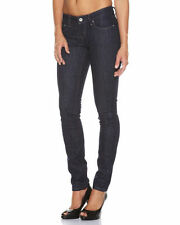 "NEW Ladies LEVI BOLD CURVE ID SKINNY stretch JEANS womans W28 L34 size 10 34""leg"